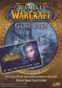 World-of-Warcraft-Game-Card-2-Month-Subscription-PC-amp-MAC-100-Brand-New