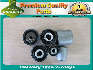 6-FRONT-LOWER-CONTROL-ARM-BUSHING-FOR-DODGE-CHARGER-CHALLENGER-11-14-2WD-4X2