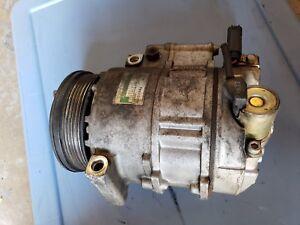 00-06 Mercedes W220 S430 CL500 AC A//C Air Conditioning Compressor Pump OEM