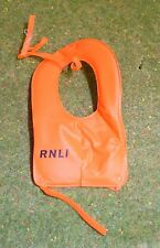 VINTAGE ACTION MAN 40th RNLI R.N.L.I. SEA RESCUE LIFE JACKET