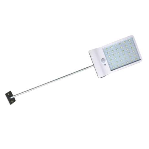 Smart Solar 36pcs LED Sensor Pathday Light Outdoor Garden Lamp with Pole