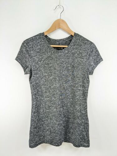 Rag And Bone Womens Size Xs Heathered Scoop Neck T