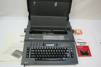 Around The Office Compatible PANASONIC Typewriter Ribbon /& Correction Tape for PANASONIC KX-E4000 i.This Package Includes 2 Typewriter Ribbons and 2 Lift Off Tapes
