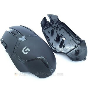 Details about Top Shell/Cover Replacement+wheel/Roller for Logitech G402  Hyperion Fury Mouse