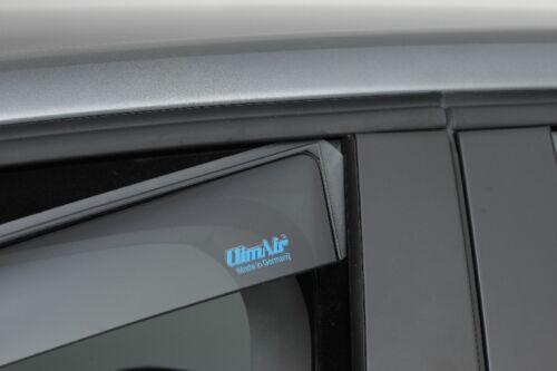 Climair Windabweiser VW Tiguan Typ 5N ab 2016 mit ABE Glasklar 1A