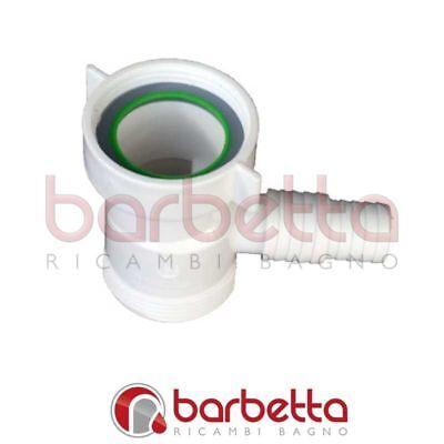 Abile Attacco Lavatrice Sottopiletta 0501807 Texture Chiara