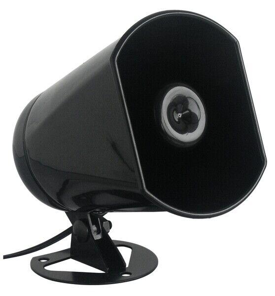Pressure chamber speaker