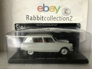 DIE-CAST-034-CITROEN-DYNAM-1970-034-SCALA-1-24
