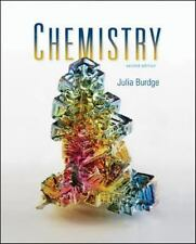 Chemistry by Julia R. Burdge (2010, Hardcover)