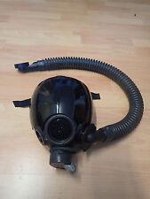 Gasmaskenschlauch Gummi Wellschlauch NBC für MCU S-10 Gasmaske Latexmaske Latex
