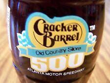 Cracker  Barrel  500,  Old  Country  Store,  INAUGURAL,  1 - 8  Oz Coke Bottle