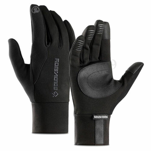 Winter Thermal Warm Full Finger Waterproof Gloves  Anti-Skid  Screen Phone
