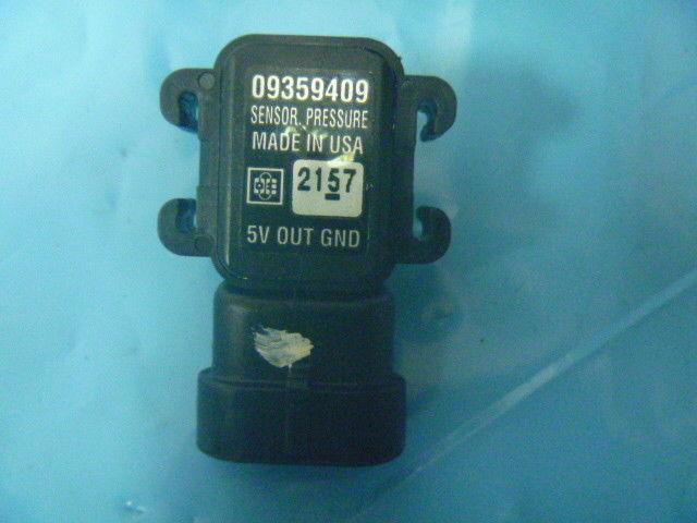 OEM 09359409 MAP Sensor 1 Bar GM Buick Cadillac Chevrolet Silverado all 95-11
