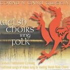 Welsh Choirs Hymns Standards & Anthems Various Artists Very Good CD