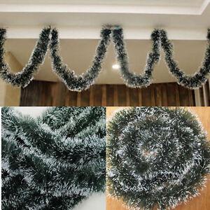 Girlande-Lichterkette-Deko-Weihnacht-Licht-Weihnachtsgirlande-Tannengirlande-2m