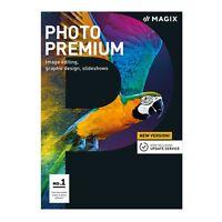 Magix Photo Premium Software (download)