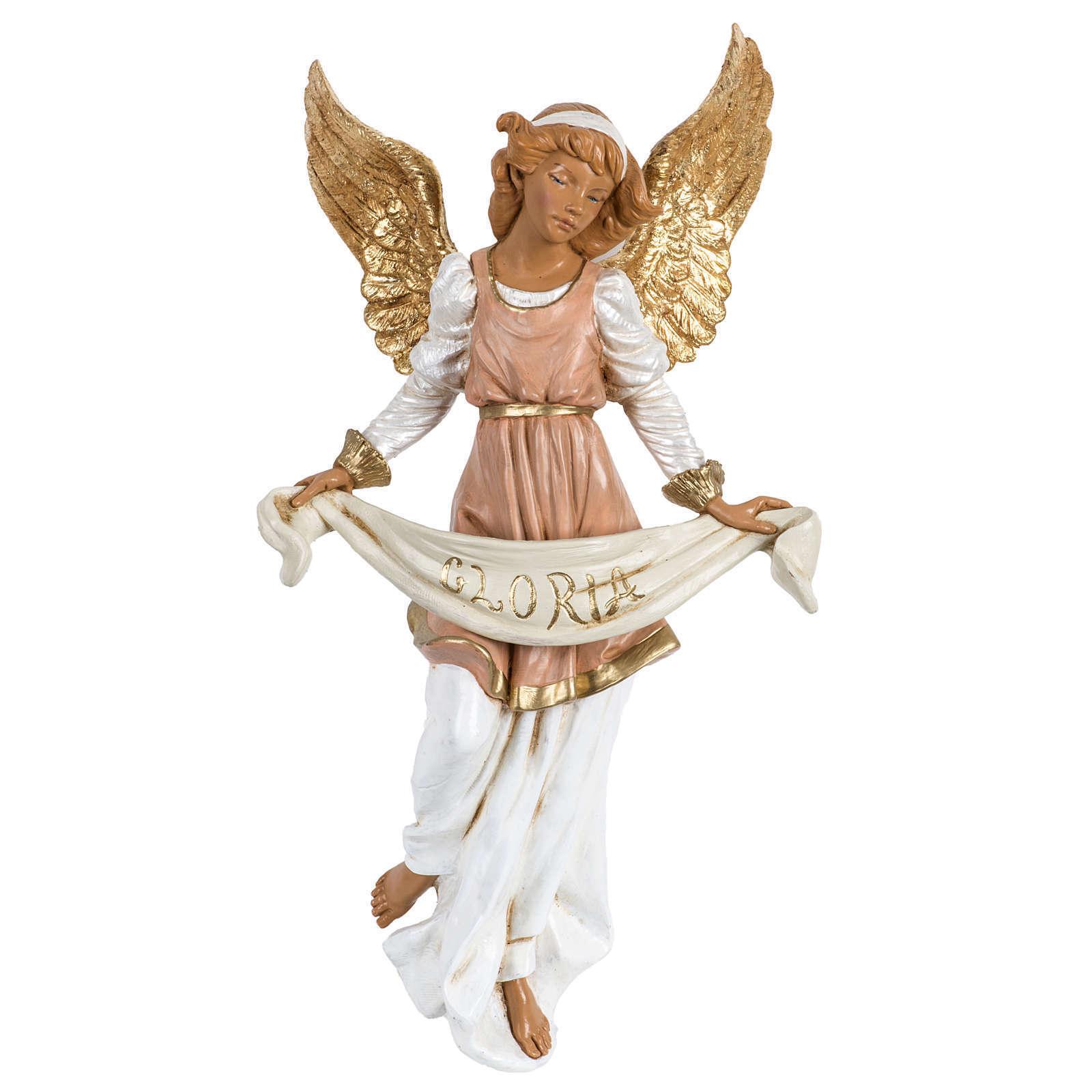 Ange de la Gloire crèche Fontanini de 45 cm