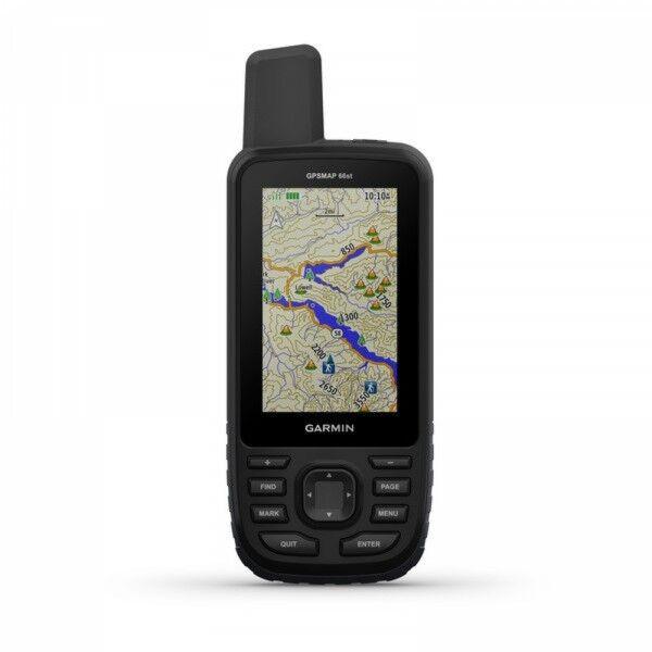 Garmin GPSMAP 6st Yttre GPS med USA och Kanada TOPO Maps 010 -01918 -10