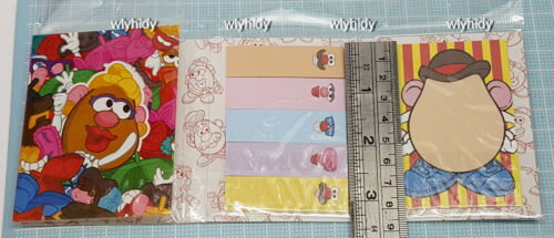 Mr Potato Head Sticky Notes Memo Pack Thank You Mart     ==