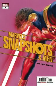 Marvel-Snapshots-X-Men-1-Cover-A-NM-1st-Print-Marvel-Comics