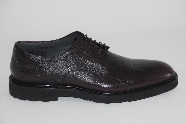 Hugo Boss Business zapatos, Talla   us 10, Made in , Dark rojo