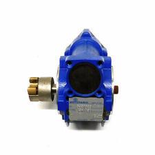 Motovario 5357933 Series Isw 030 Worm Gear Reducer 500 Rpm Left Hand Shaft