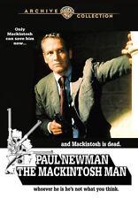 THE MACKINTOSH MAN (Paul Newman)  - DVD - Region Free - SEALED