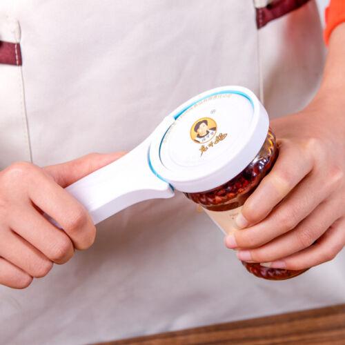 Multifunctional Kitchen Food Can Jar Tin Opener Drink Bottle Cap Opener 3 Colors