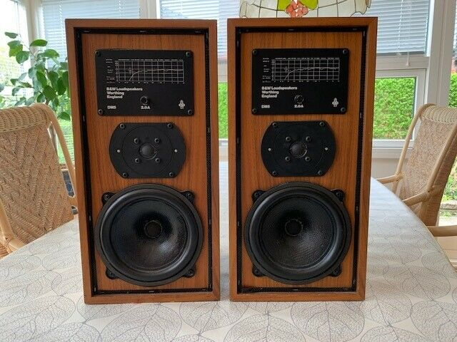 Højttaler, B&W, DM 5 Vintage!