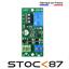 5351-Detecteur-de-presence-DCC-par-consommation-de-courant-module-train-HO-N miniatuur 2
