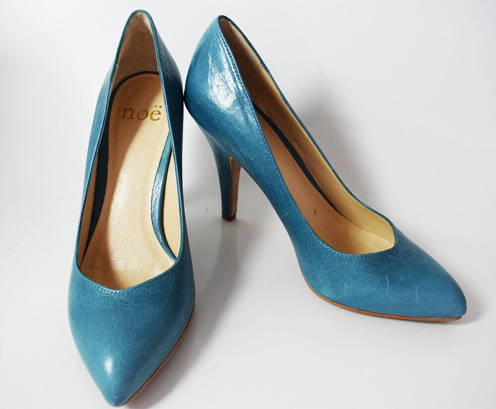 NOE Talon Haut Femmes Pompes Escarpins bleu (celeste) (celeste) (celeste) UK 5 EU 38 3196aa