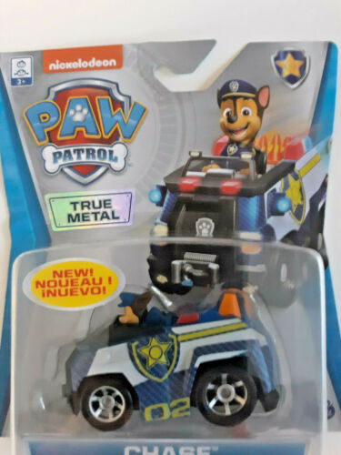Paw Patrol Mighty Pups Ready Race Jungle Rescue Assorted Die-cast Spin Master