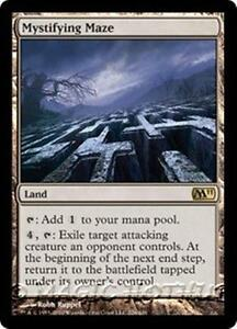 ~ Magic The Gathering MTG Mystifying Maze ~ Magic 2011 ~ Excellent