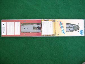 NEW-16-034-CARLTON-CHAINSAW-BAR-amp-CHAIN-COMBO-600746