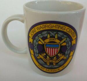 Joint-Warfighting-Center-Fort-Monroe-Va-Mug-Coffee-Cup
