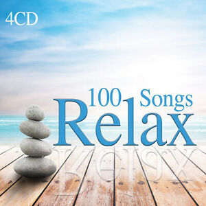 Details about 100 Songs Relax, Relaxing Music, Spa, Instrumental, Nature  Meditation Music