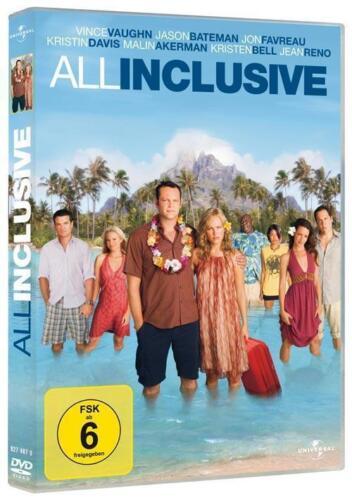1 von 1 - All Inclusive - mit Vince Vaughn, Kristin Davis & Jean Reno !! Wie Nagelneu !!