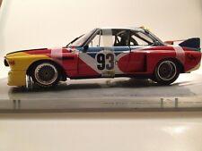 1:18 BMW 3.0 CSL 24h LE MANS ART CAR 80430150918 Alexander Calder Minichamps