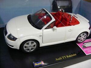 1-18-Revell-Audi-TT-Roadster-weiss