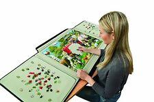 Placa de almacenamiento portátil Puzzle seguro titular 1000 piezas Alfombra rompecabezas Estuche
