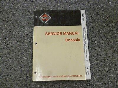 2002 2003 International 4200 4300 4400 Truck Electrical Wiring Diagram Manual Ebay