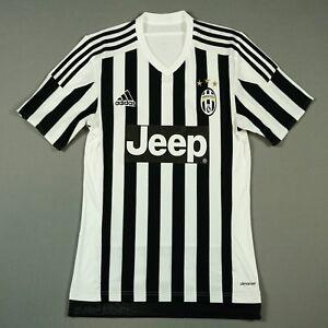 A imagem está carregando Juventus-De-Turim-Temporada-2015-2016-S-Pequeno- d6f3ca5ebbd82