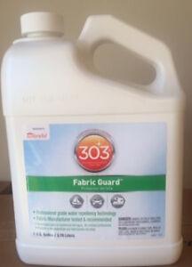 303 fabric guard for sunbrella gallon with free shipping. Black Bedroom Furniture Sets. Home Design Ideas