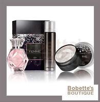 Avon Femme Coffret Cadeau : Eau De Parfum 50 Ml + Crème Corps + Déodorant Vapo