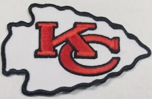 Kansas-City-Chiefs-Iron-On-Logo-Embroidered-Patch-Free-Shipping-From-the-U-S-A