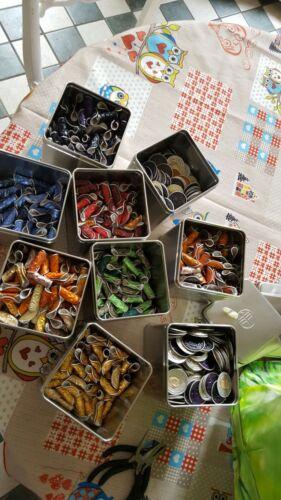 Lotto 10-50 Capsule Nespresso Originali vuote arrotalate lavorazione bijoux.