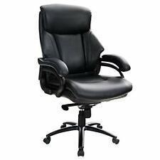 Maison Arts Big And Tall Executive Office Chair 400lb Ergonomic High Back Bon