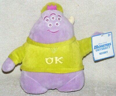 "Disney Pixar Monsters University 8"" Plush Squishy NWT   eBay"