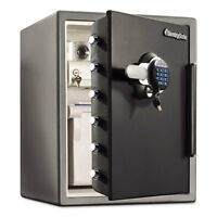 Sentry Safe Electronic Water-resistant Fire-safe 2 Ft3 18 2/3 X 19 3/8 X 23 7/8