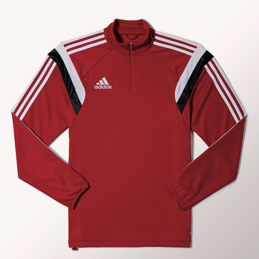 Adidas Condivo14 Condivo14 Condivo14 Trainings Top blau rot schwarz Pullover 0f0235